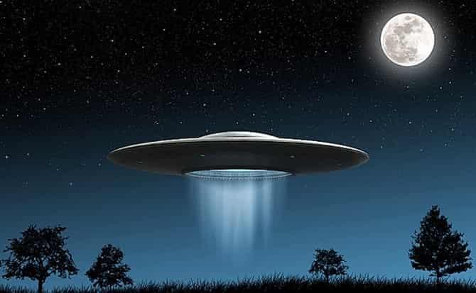 Aliens, ufo, ovni