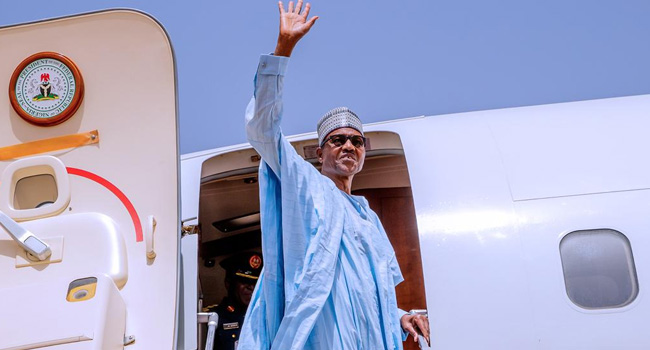 Buhari To Commission Projects In Borno, Proceed To UK On Private Visit
