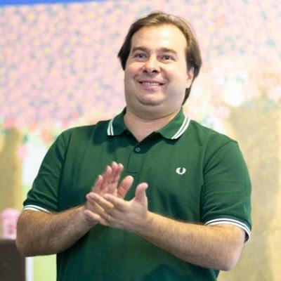 Rodrigo Maia em Fortaleza pede apoio para sua reeleição a ...