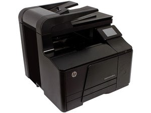 Download Driver HP LaserJet Pro 200 Color MFP M276nw
