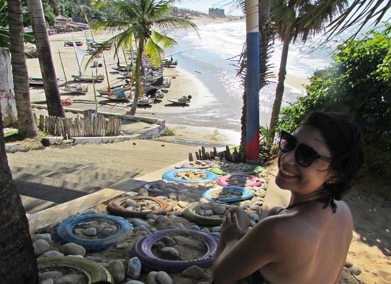 Passeio de Fortaleza a Praia de Lagoinha