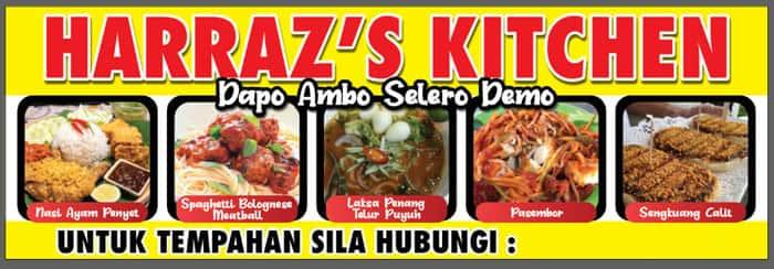 banner warung makan