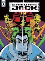 Samurai Jack Filmul dublat in romana