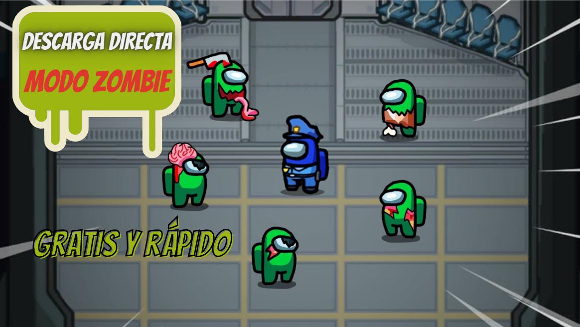 Among Us mod zombie