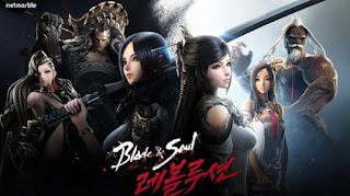 Blade&Soul Revolution Mobile Apk RPG Terbaru