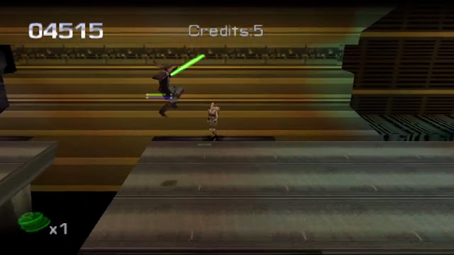 Star Wars: Jedi Power Battles - PSX - Captura 5