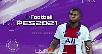PES 2021 ISO PPSSPP Camera PS4 For Android  Offline 600MB Best Graphic