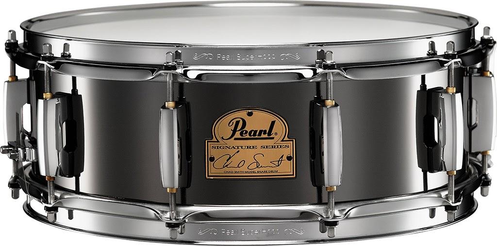 kurnia musik semarang pearl chad smith signatures snares cs1450 14 x 5. Black Bedroom Furniture Sets. Home Design Ideas