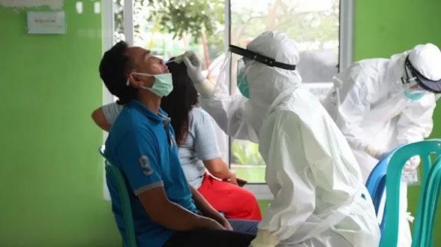 Hadew, Dinkes Surabaya Ubah Status Pasien Positif Corona Jadi Negatif