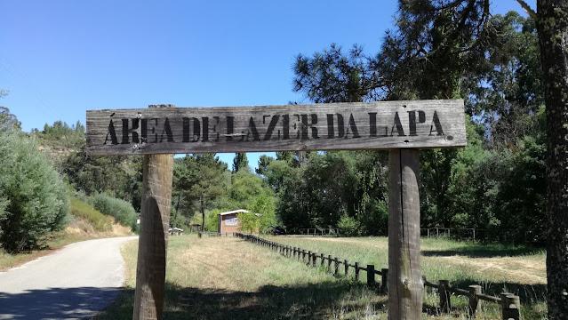 área de Lazer da Lapa