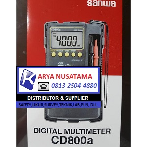 Jual Multitester Sanwa cd800  Multimeter di Sidoarjo