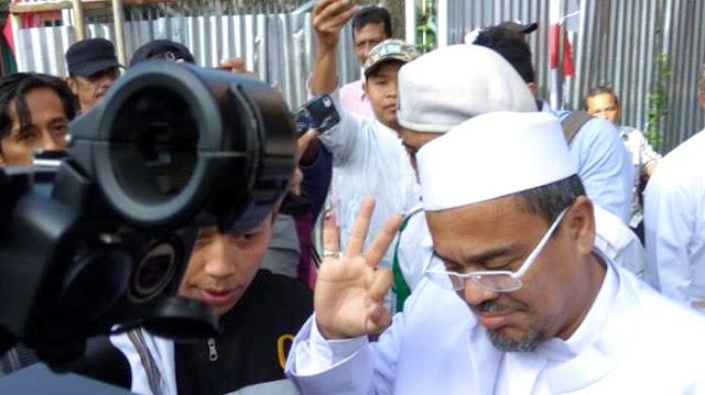Habib Rizieq: Allahu Akbar, Insya Allah Anies-Sandi Menang
