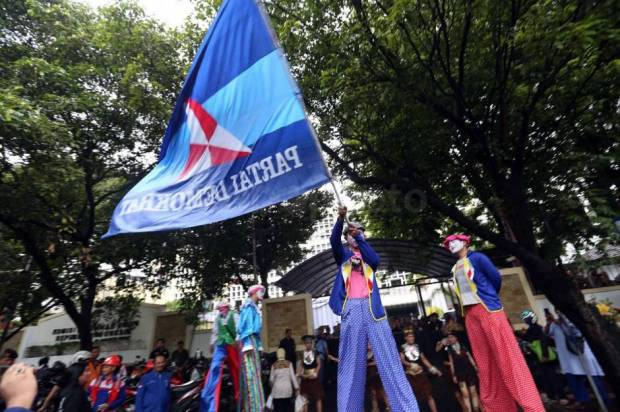 Putuskan Gabung Koalisi Jokowi, Demokrat Diminta Tak Main Dua Kaki