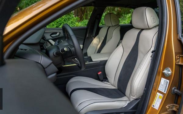 Jok penumpang Acura TLX Type S