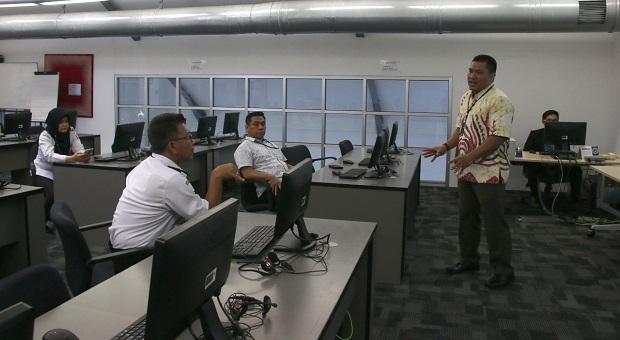 Bakamla RI Fasilitasi Kerja Sama Dengan JCLEC