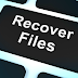 Recover Any deleted File From Hard Drive