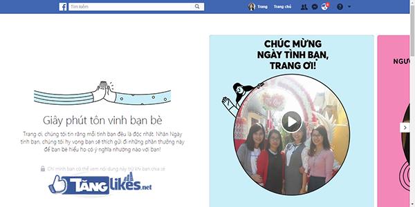 huong dan tim lai video tinh ban tren facebook