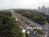 #SuperDamai212 Menjadi Trending Topic di Jagad Twitter