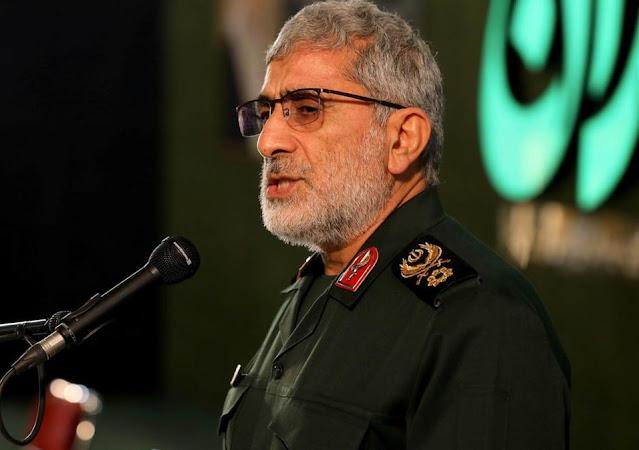 İranlı general 12 günlük müharibədə Qəzzadan İsrailə atılan raketlərin sayını açıqlayıb