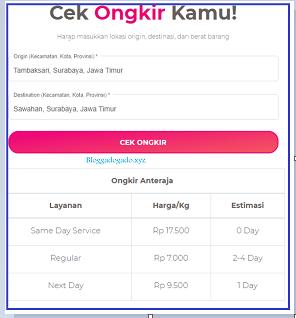 Anteraja Surabaya Alamat Dan Nomor Telepon Bloggadogado