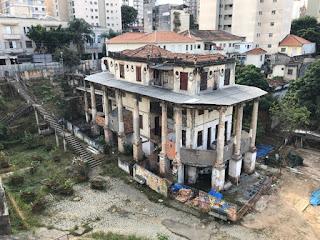 Foto Sylvia Leite - Matéria Vila Itororó - BLOG LUGARES DE MEMÓRIA