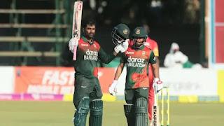Zimbabwe vs Bangladesh 3rd ODI 2021 Highlights