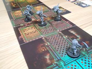 Deathwatch: Overkill game in progress