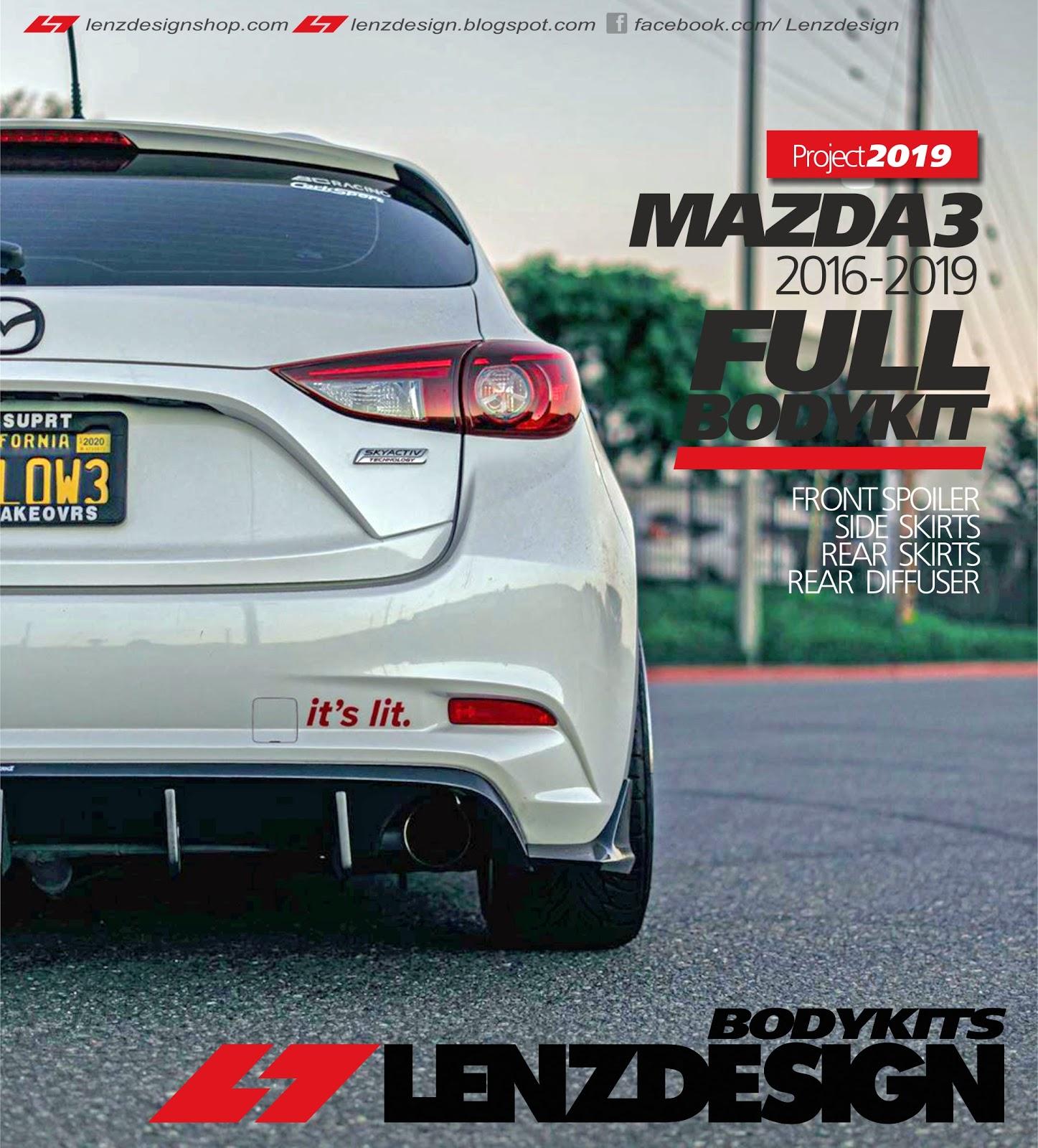 Kekurangan Mazda 3 Bm Spesifikasi