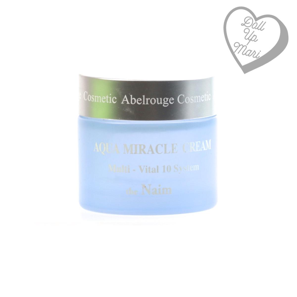 Abelrouge Aqua Miracle Cream