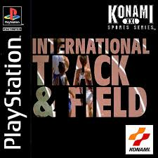International Track & Field  - PS1 - ISOs Download