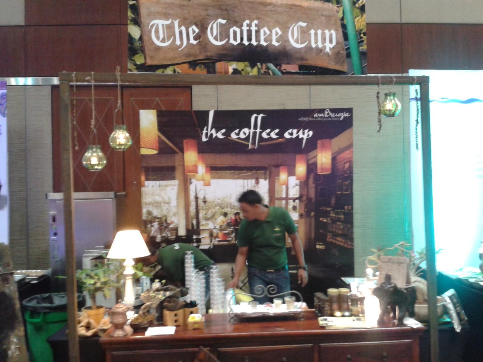 Hyderabad Times Food Award Coffee Cup
