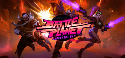 Battle Planet Judgement Day-GOG