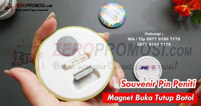 Pin Peniti Magnet Pembuka Tutup Botol Custom, Souvenir Pin Magnet Tempelan Kulkas Pembuka Tutup Botol, Jual Pin Magnet Besi Bukaan Botol, Jual Souvenir Pin Magnet Pembuka tutup botol, Barang promosi pin peniti Pin Magnet