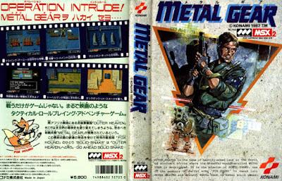 METAL GEAR (MSX2)