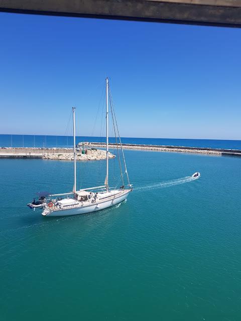 Maramea lascia Marina di Ragusa