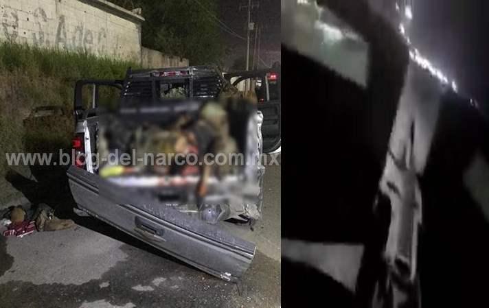 Video: Así fue como los Soldados repelieron el ataque y abatieron a 16 Sicarios de la Tropa del Infierno del CDN en Nuevo Laredo