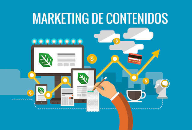 marketing de contenido de Neurona Digital