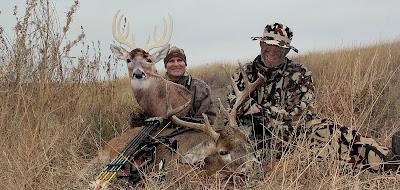 whitetail buck hunting