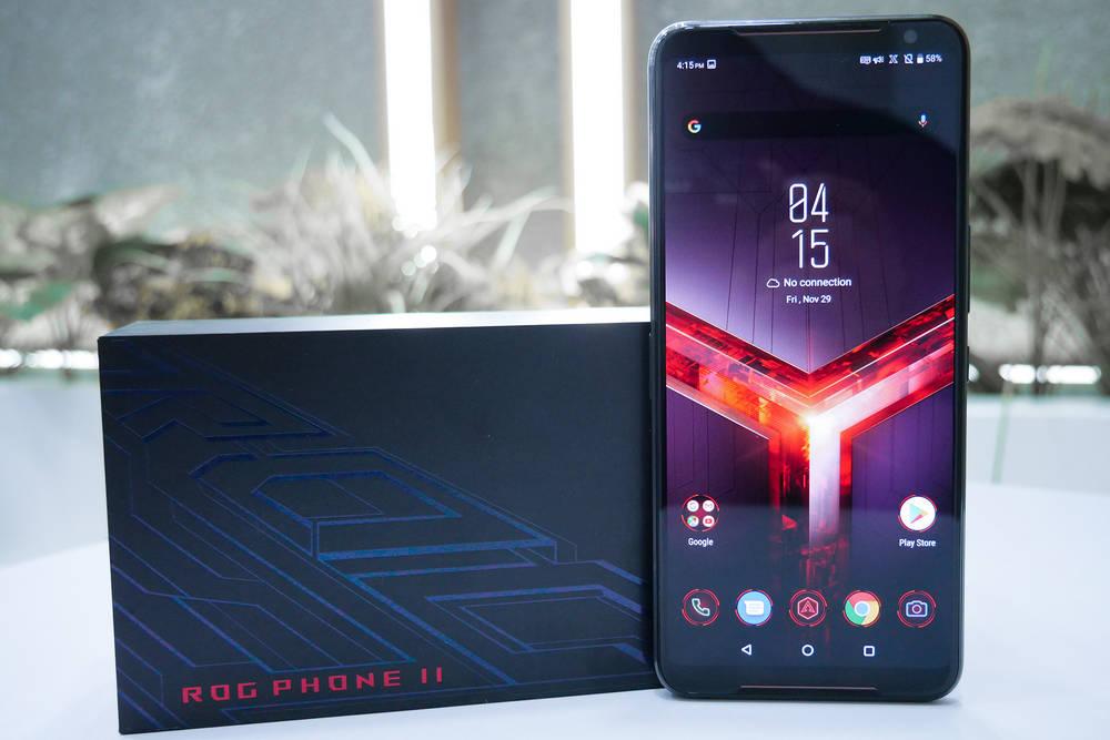 Asus ROG Phone II Smartphone Gaming Terbaik, Ini Alasan dan Faktanya!