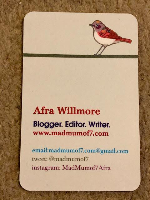 madmumof7 business card