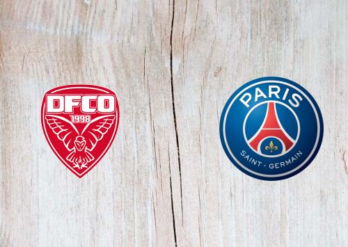 Dijon vs PSG -Highlights 12 February 2020