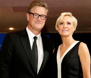 Melanie Hinton's ex-hubby Joe with his present wife Mika
