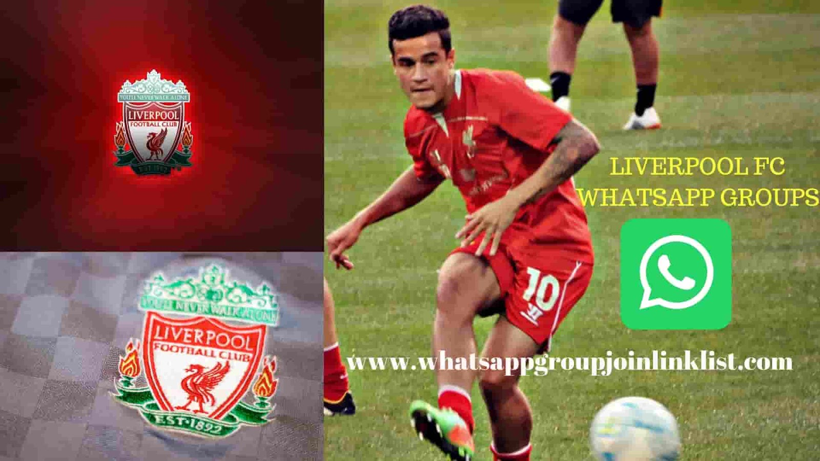 Liverpool FC WhatsApp Group Join Link List