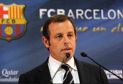 Former Barcelona President, Sandro Rosell has been arrested