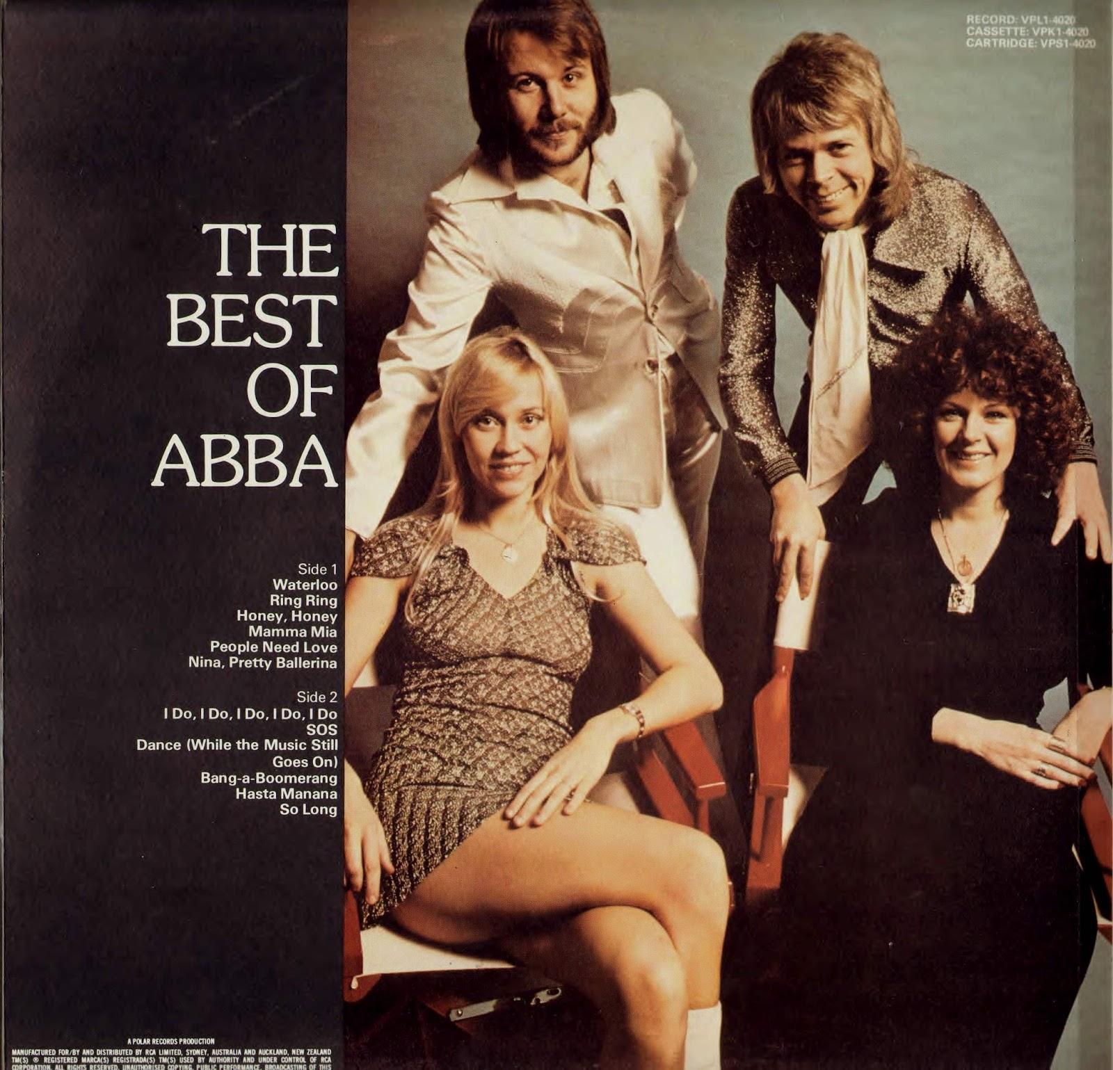 Abba (album) - JungleKey.fr Image