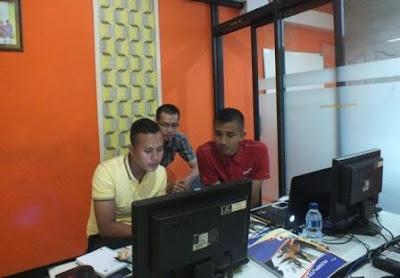 Pelatihan WebGIS di Yogyakarta – Peserta dari POLTRANS Tegal