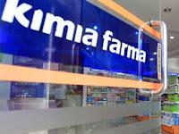 PT Kimia Farma (Persero) Tbk - Recruitment For Fresh Graduate, Experienced Kimia Farma June 2017