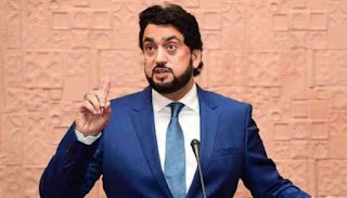 Instead of answering, Shahriar Afridi raised new questions