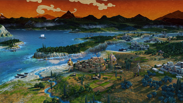 A Total War Saga TROY PC Full
