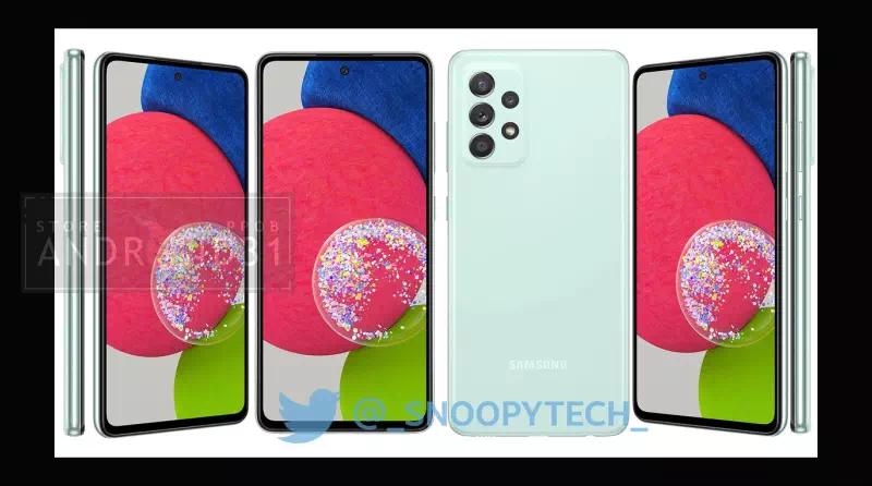 Samsung Galaxy A52s Mint